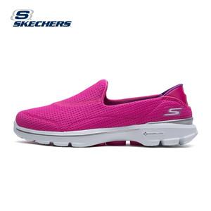Skechers斯凯奇GO WALK 3女运动鞋 2016春夏低帮休闲健步鞋s