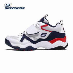Skechers2016年新款D'lites²情侣熊猫鞋 复古休闲跑步鞋99999111