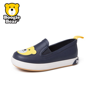 boogiebear童鞋儿童雨鞋男童雨靴防滑女童鞋子春秋宝宝水鞋中小童