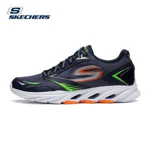 Skechers斯凯奇新款时尚男运动鞋 透气网面缓震耐磨跑步鞋s