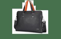 奥康2017春夏新款男士手提包公文包单肩包斜挎包休闲男包商场同款