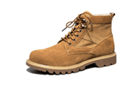 【商场同款】 康龙情侣款马丁靴英伦户外工装靴磨砂潮流高帮男靴