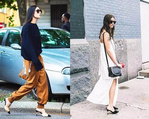 皮鞋时尚资讯:2017流行的穆勒鞋款式