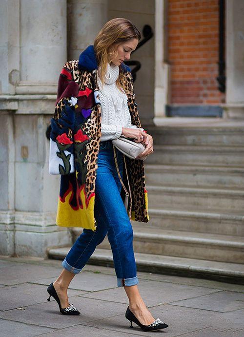 皮鞋资讯:猫跟鞋什么时候退出时尚圈