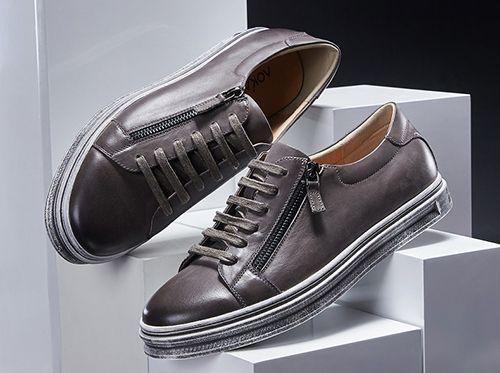 男士运动皮鞋推荐