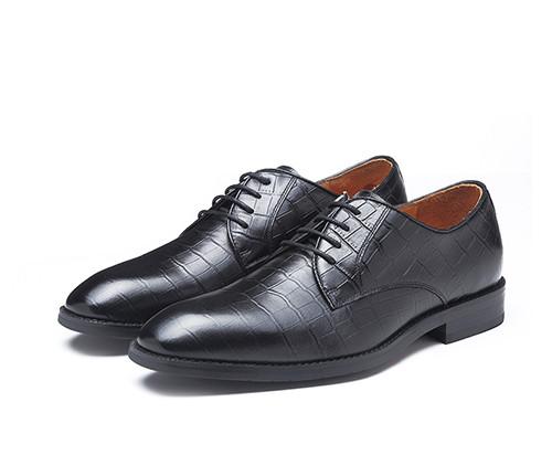 选购正装皮鞋