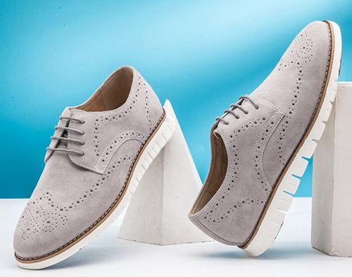 休闲皮鞋推荐