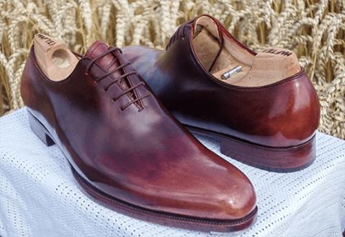 正装皮鞋的正式度