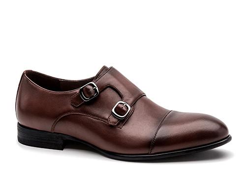 僧侣皮鞋的正式度