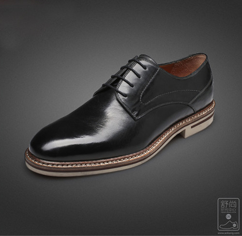 商务皮鞋选购之工艺
