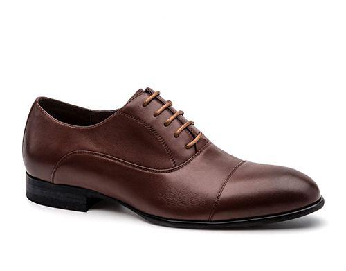 无论如何都要给自己买一双适合自己的皮鞋