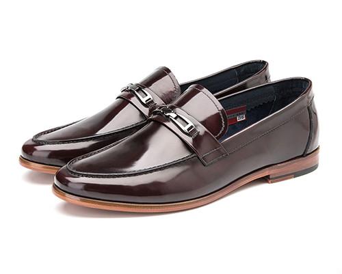 男士皮鞋款式介绍