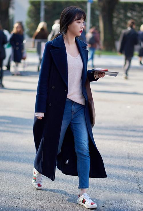 时尚资讯:运动鞋搭配