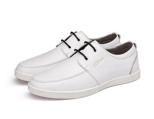 最简单的男士皮鞋清洁方法