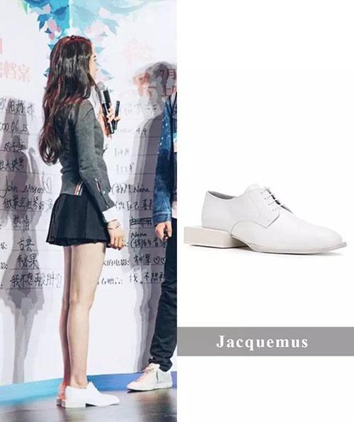 欧阳娜娜的小皮鞋