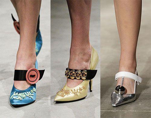 玛丽珍鞋时尚资讯