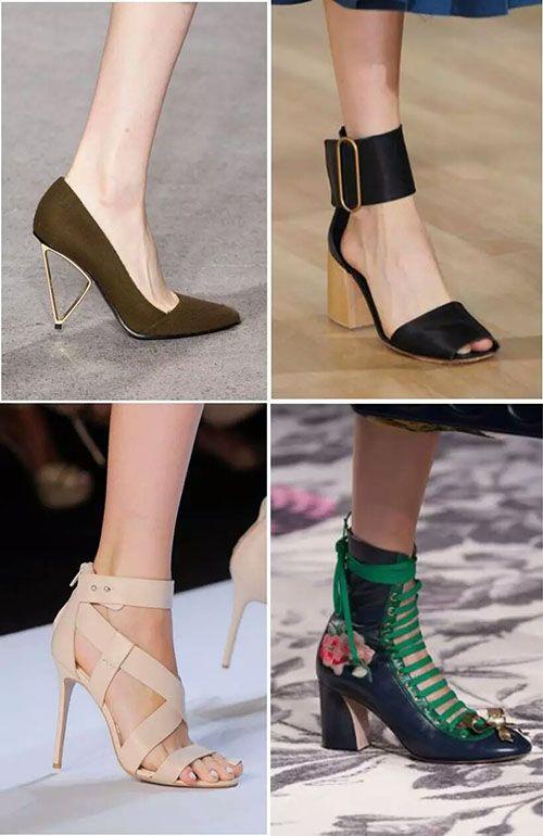 怎么选才能买到好看又适合自己的奥康高跟鞋