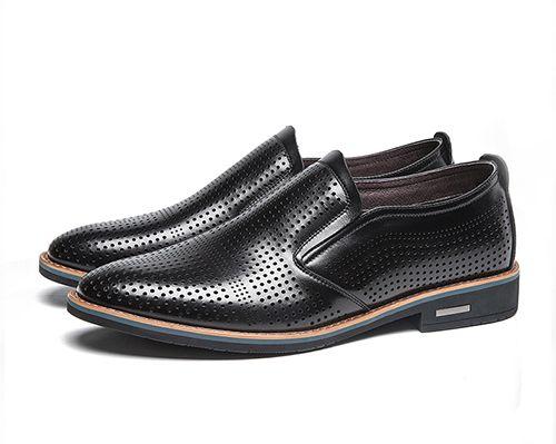 奥康透气系列男士皮鞋