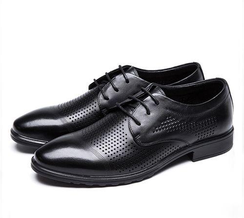 适合春夏穿的男士皮鞋