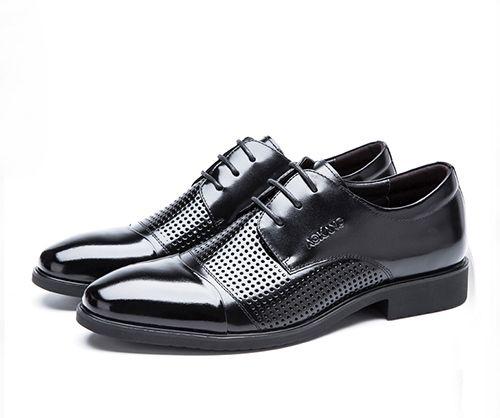 40岁以上穿的男士皮鞋