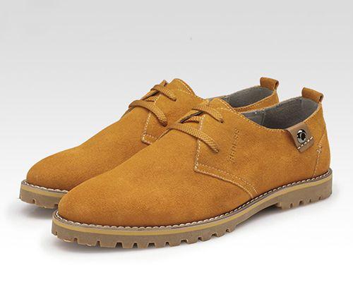 春季新款皮鞋推荐2