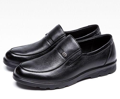 年轻人适合穿什么奥康皮鞋