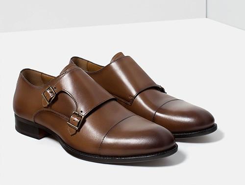 6种男士皮鞋款式