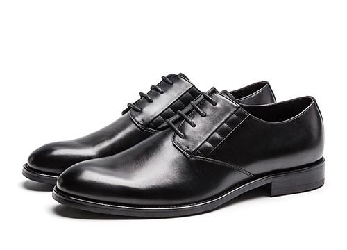 了解男士皮鞋款式