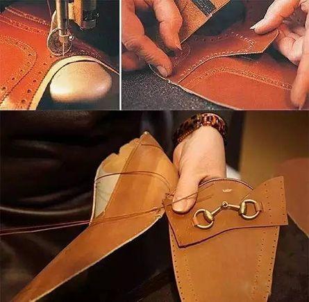 皮鞋制作步骤六