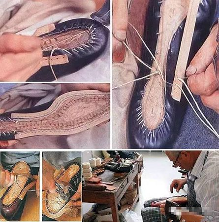皮鞋制作步骤八