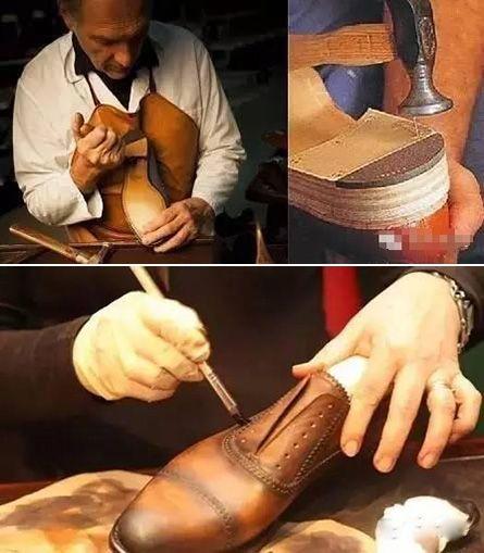 皮鞋制作步骤九