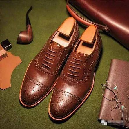 皮鞋制作步骤十