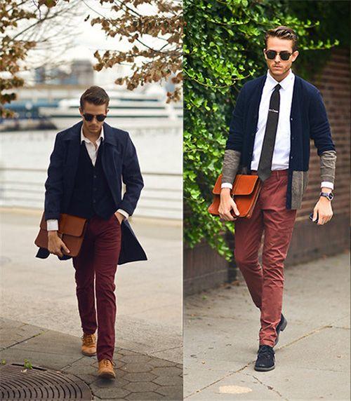 时尚资讯:手拿包搭配