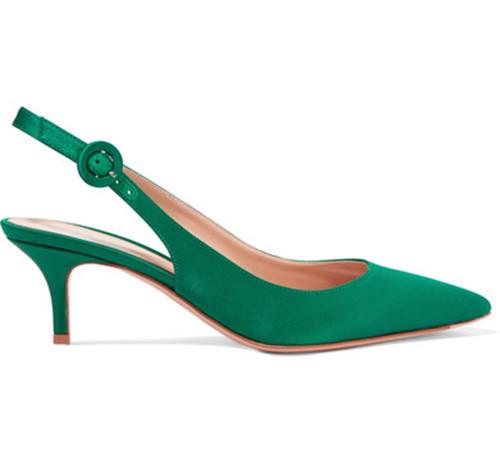 奥康皮鞋专卖店推荐4款比平底鞋好穿的高跟鞋