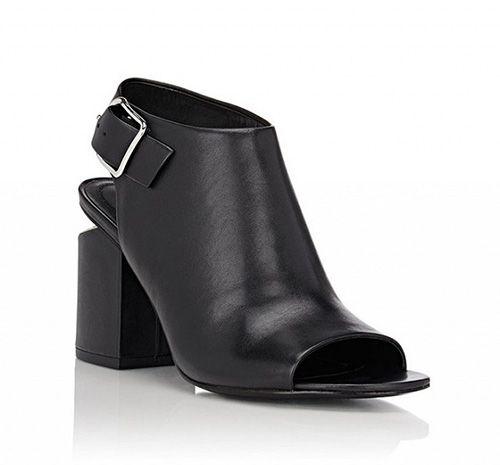奥康皮鞋专卖店鱼嘴鞋