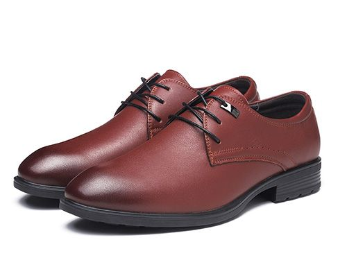 休闲皮鞋搭配