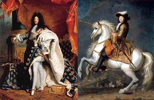 时尚资讯:路易十四和他的高跟鞋