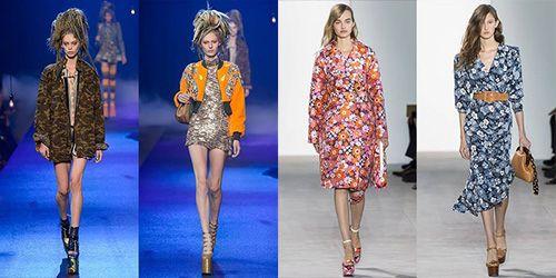 时尚资讯:春夏秀场上的厚底高跟鞋