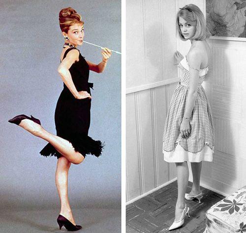 时尚资讯:猫跟鞋开始流行