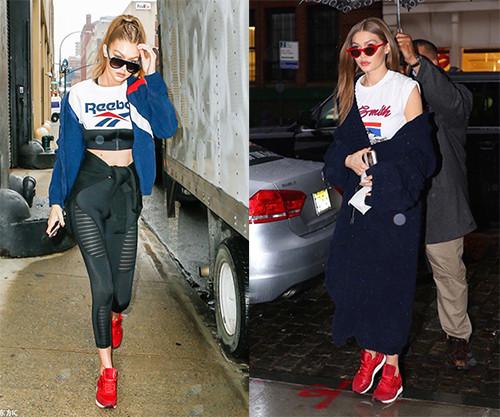 皮鞋时尚资讯:红色运动鞋怎么搭配