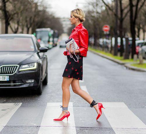 根据职业选择高跟皮鞋高度