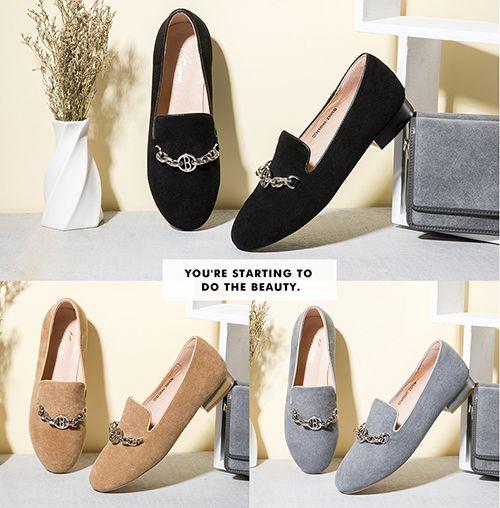 皮鞋资讯:好穿的平底鞋推荐