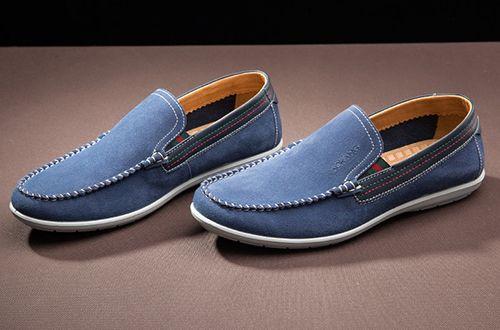 男士休闲皮鞋1
