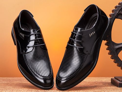 男士休闲皮鞋2