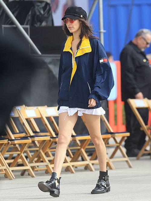时尚资讯:夏季半裙搭配什么鞋子