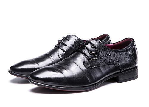 真皮正装皮鞋的材质有哪些