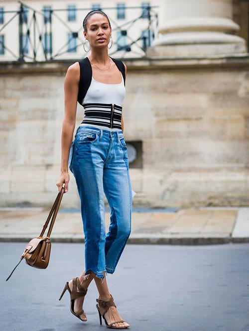 时尚资讯:横条纹单品怎么选