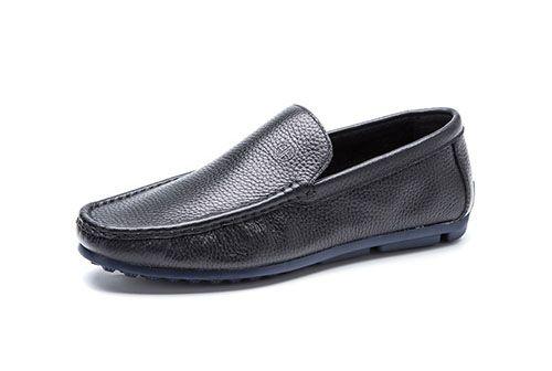 男士休闲鞋-康龙豆豆鞋