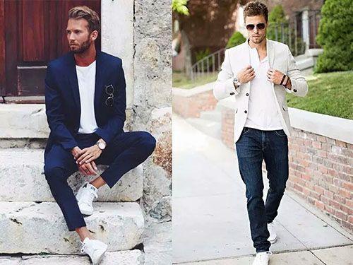 皮鞋资讯:夏天怎么穿西装