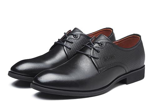 皮鞋时尚资讯:事业单位面试怎么穿